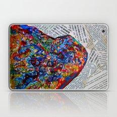 YIN YANG WORDS Laptop & iPad Skin