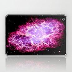 Pink Crab Nebula Laptop & iPad Skin