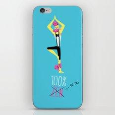 100% Zen iPhone & iPod Skin