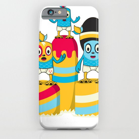 We are family iPhone & iPod Case
