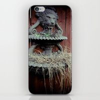 A Symbol For The King iPhone & iPod Skin