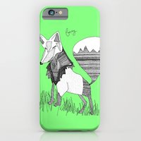 Foxy Fox iPhone 6 Slim Case