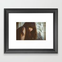 Love from Paris Framed Art Print