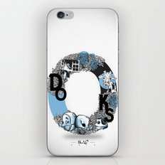 O DOKS iPhone & iPod Skin