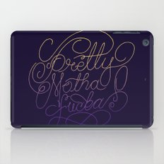 Stay Pretty iPad Case