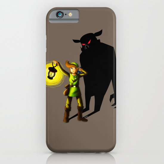 The Hero's Lantern iPhone & iPod Case