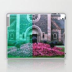 Cracked church... Laptop & iPad Skin