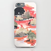 iPhone & iPod Case featuring Landscape of Dreams by dan elijah g. fajardo