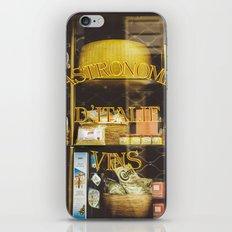 Gastronomie Italienne, Vins iPhone & iPod Skin
