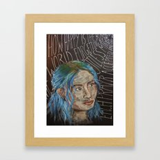 Clem - Eternal Sunshine of the Spotless Mind Framed Art Print