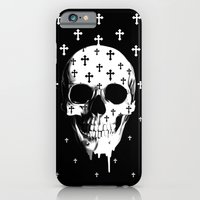 After Market, gothic skull iPhone 6 Slim Case