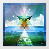 ∆ day Canvas Print