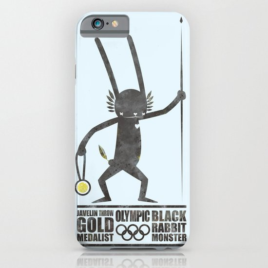 출전 CHAMPION - Olympic Dedicationg iPhone & iPod Case