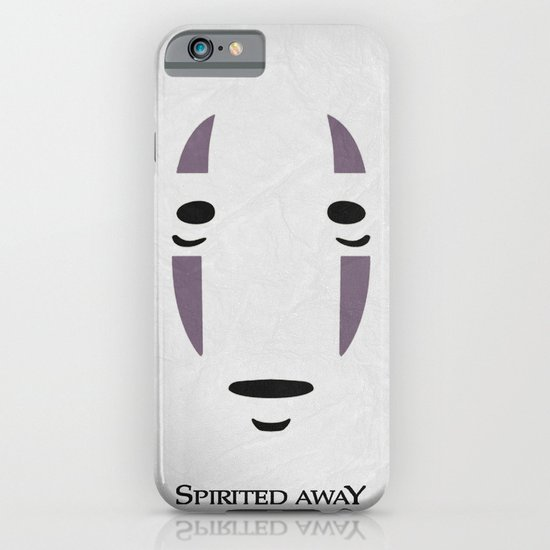 Spirited Away - Minimal Poster iPhone & iPod Case