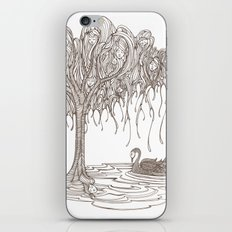 Dreaming Tree iPhone & iPod Skin