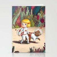 Astray Stationery Cards