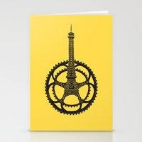 Le Tour de France Stationery Cards