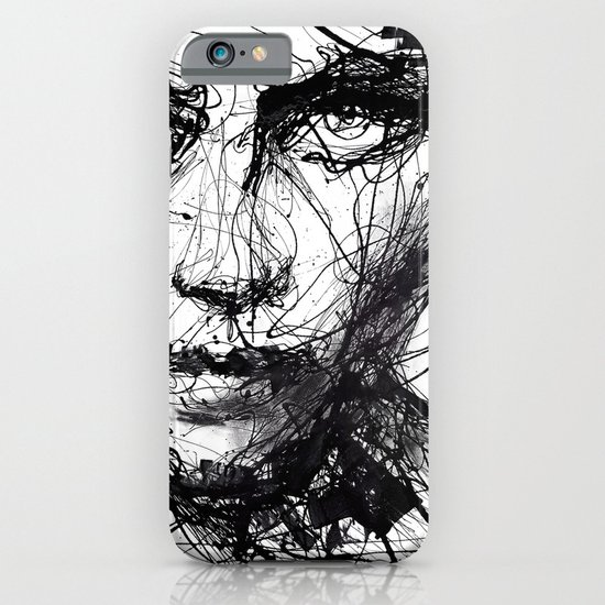 In trouble, she will. iPhone & iPod Case