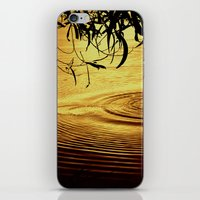 Honey Ripples iPhone & iPod Skin