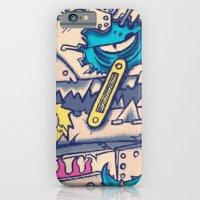 iPhone & iPod Case featuring Helplessness Demon by Kerim Cem Oktay