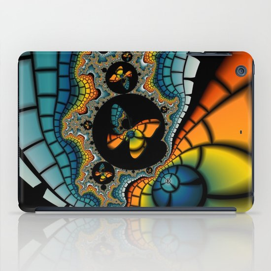 Fractal Cacoon iPad Case