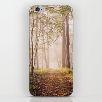 Find Yourself iPhone & iPod Skin