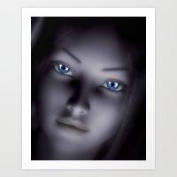 My Judy Art Print
