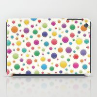 Here Comes The Early Summer Holidays iPad Case
