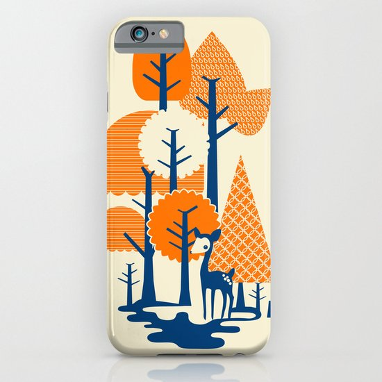 Deer Forester iPhone & iPod Case