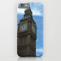 iPhone & iPod Case featuring Big Ben 2.0 by Robert Woods