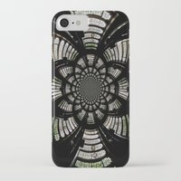 fractal iPhone & iPod Cases featuring Fractal by Aaron Carberry