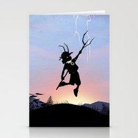 Loki Kid Stationery Cards