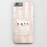 iPhone & iPod Case featuring Kawaii by Lily Art