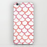 Scalloppy iPhone & iPod Skin
