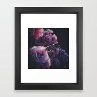 Floral One Framed Art Print