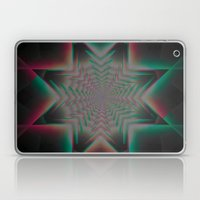 Tron Star Laptop & iPad Skin