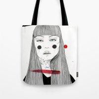 Lover In Me Tote Bag