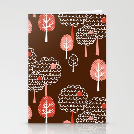 Forest Wonderland Stationery Card