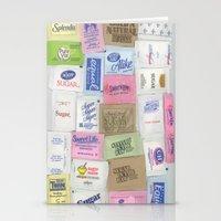 SUGAR BABY Stationery Cards