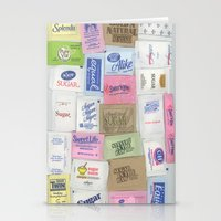 SUGAR BABY Stationery Cards