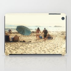 Beach Couple iPad Case
