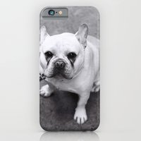 iPhone & iPod Case featuring French Bulldog by Alev Takil