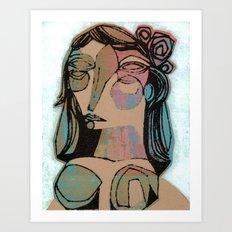 muse1 Art Print