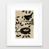 Sturbridge Framed Art Print