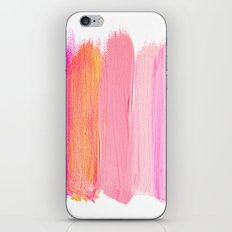 Brush Strokes iPhone & iPod Skin
