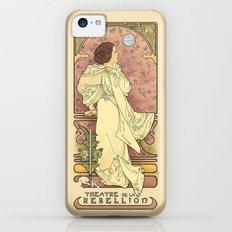 La Dauphine Aux Alderaan iPhone 5c Slim Case