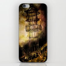 Lonely Lighthouse iPhone & iPod Skin