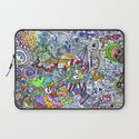 FUNHOUSE Laptop Sleeve