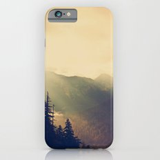 Sunrise over the Mountians Slim Case iPhone 6s