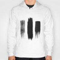 Black lines Hoody
